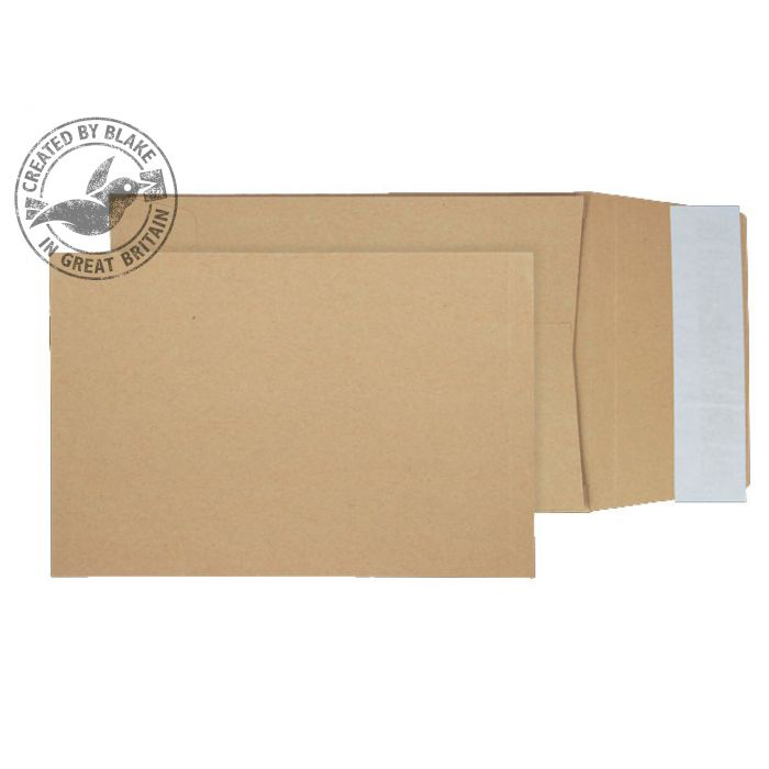 Purely Packaging Envelope P&S 120gsm C5 229x162x25mm Manilla Ref 5000 Pack 125 *10 Day Leadtime*