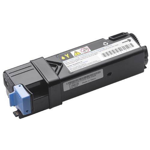 Dell Standard Capacity Toner Page Yield 1000 1320C Yellow Ref 593-10351 *3 to 5 Day Leadtime*