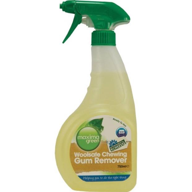 Maxima Green Chewing Gum Remover 750ml Ref 1010136 [Pack 2]
