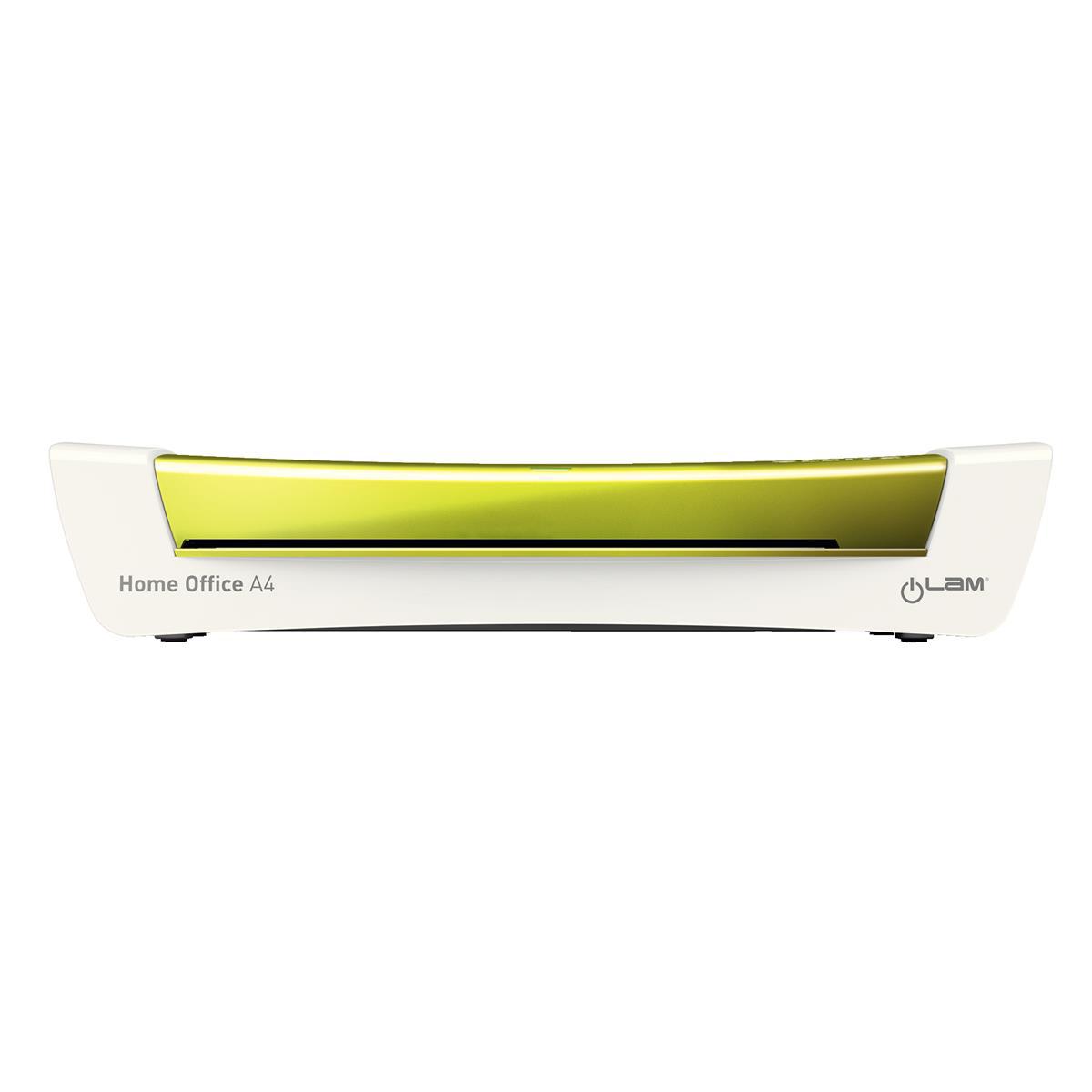 Leitz iLam Home Office Laminator A4 Green Ref 73681064