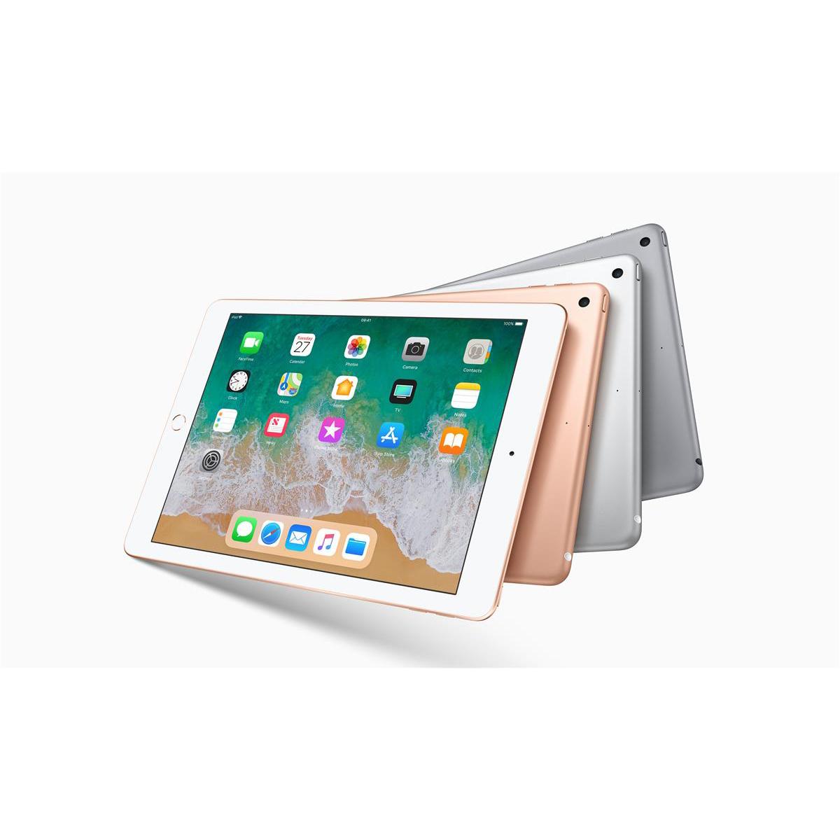 Apple iPad Cellular Wi-Fi 32GB 8Mp Camera Touch ID Space Grey Ref MP242B/A