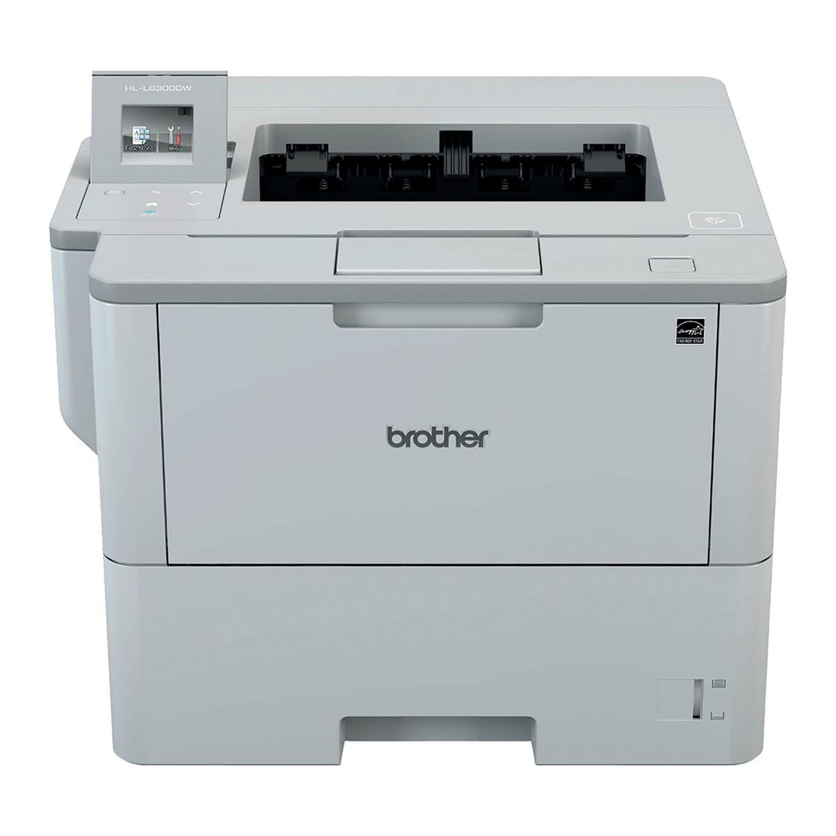 Brother HL-L6300DW Mono A4 Laser Printer Ref HLL6300DW
