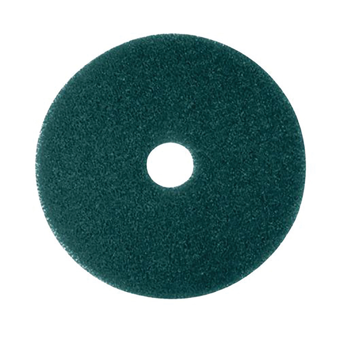 Maxima Floor Polish Pads 13inch Green Ref 0701016 Pack 5