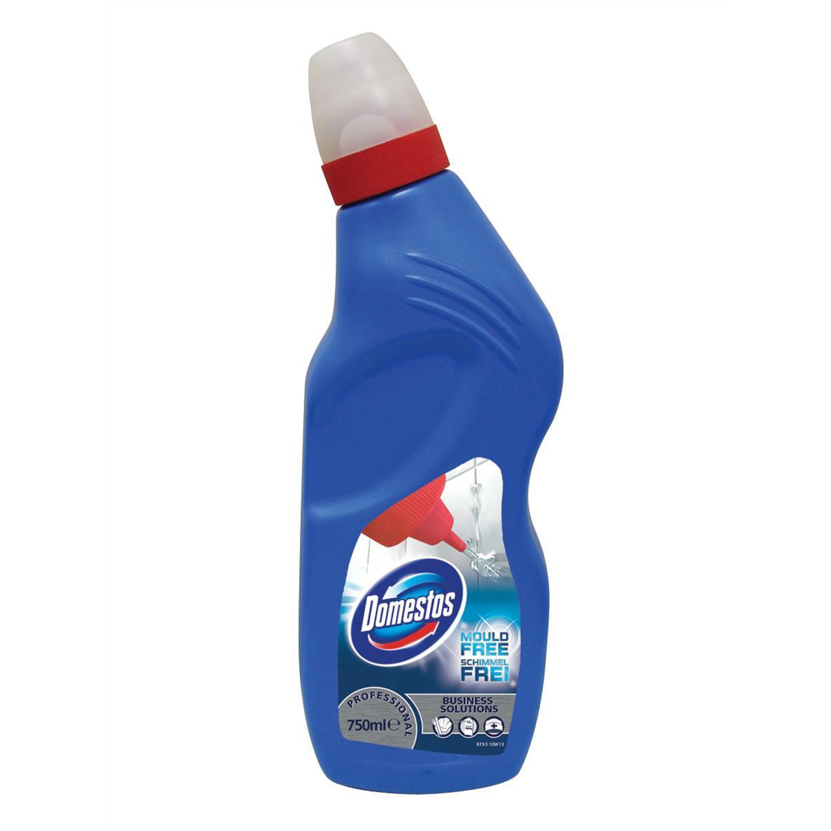 Domestos Grout Cleaner Mould-free 750ml Ref 7517945