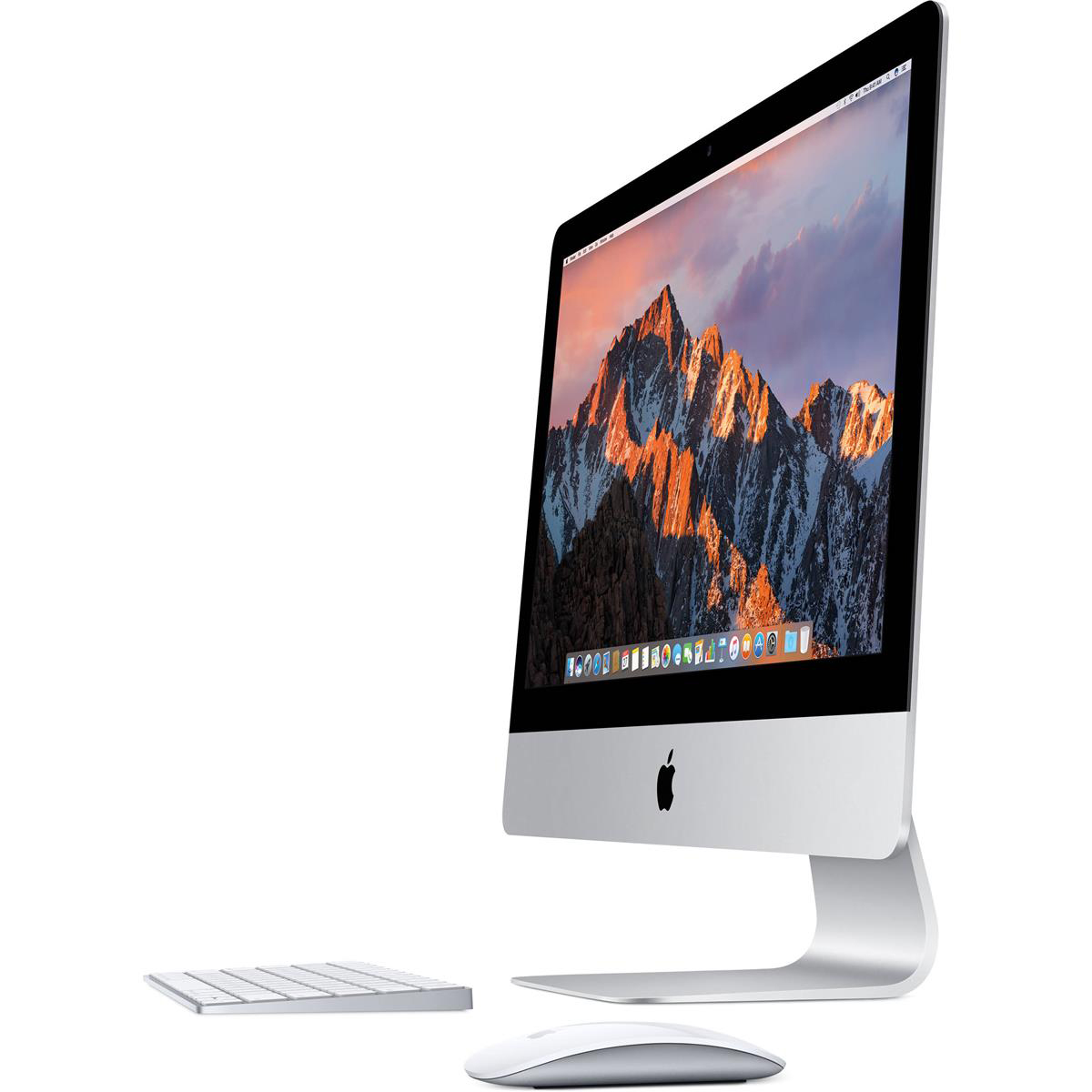 Apple iMac 27in 5K Display MacOSX 3.4GHz i5 processor 8GB RAM 1TB HDD WiFi Bluetooth USB 3.0 Ref MNE92B/A