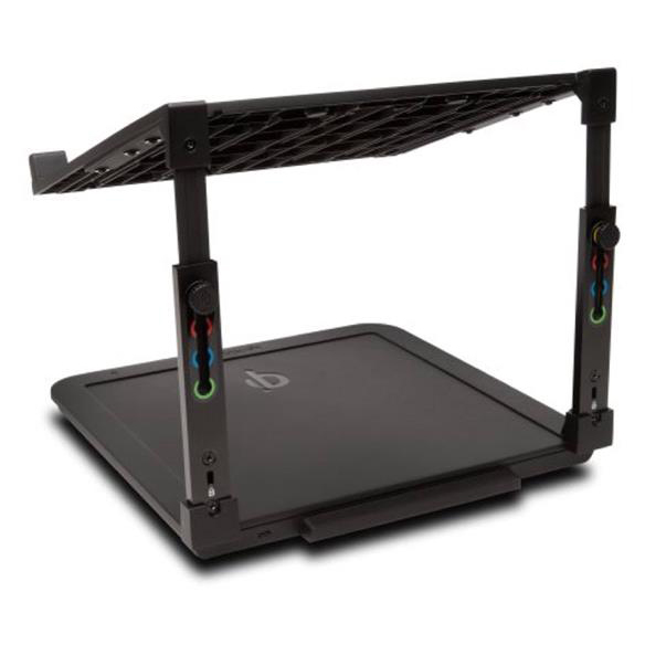 Kensington SmartFit Laptop Riser with Wireless Phone Charging Pad K52784WW