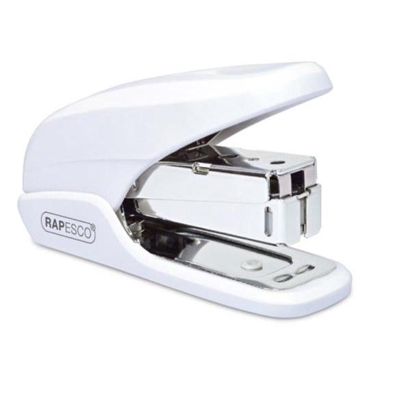 Rapesco X5 Mini Stapler Capacity 20 Sheets White Ref 1310