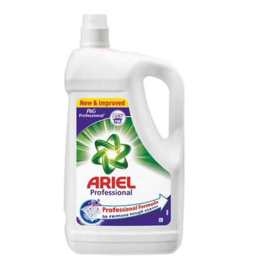 Ariel Professional Liquid Wash 80 Washes 5 Litres Ref 73402