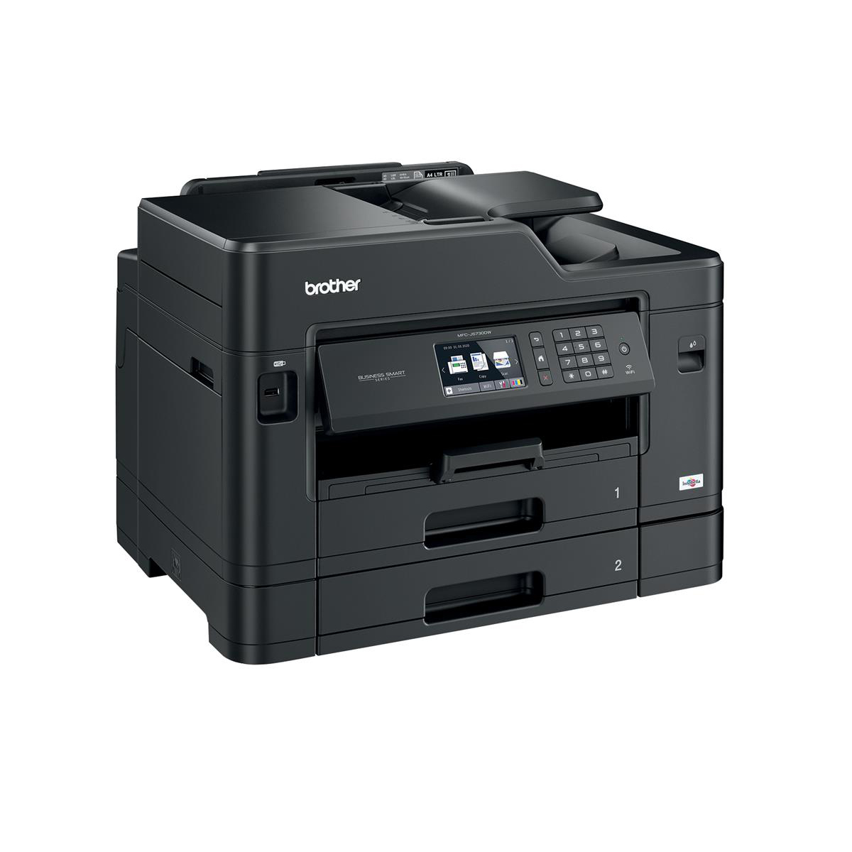 Brother Colour Multifunction Inkjet A3 Printer Ref MFCJ5730DWZU1