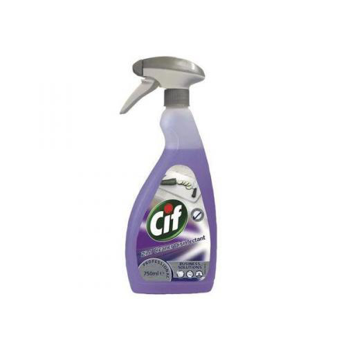 Cif 2in1 Cleaner Disinfectant 750ml Ref 100887788