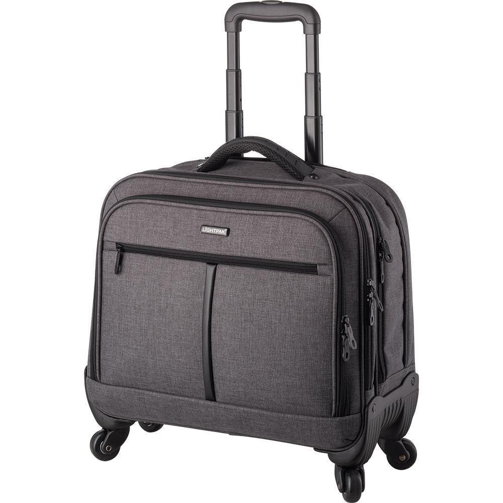 LightPak Phoenix Laptop Trolley Grey Ref 46133