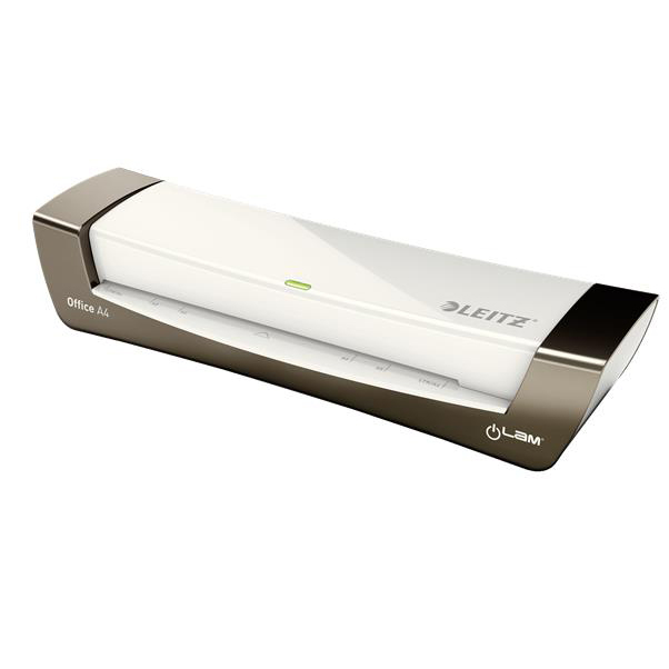 Laminating Machines Leitz iLam Office Laminator A4 Silver Ref 72511084