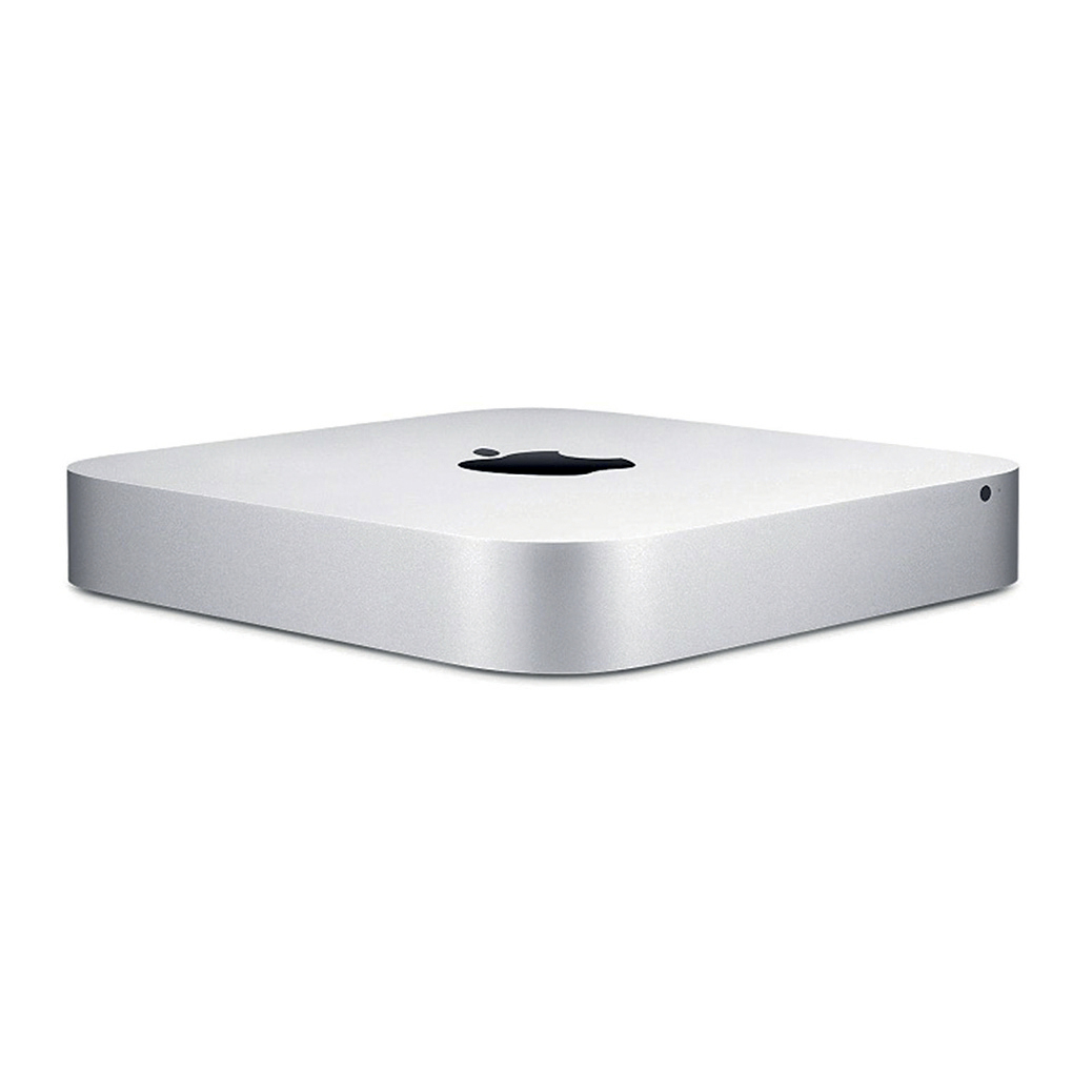 Image for Apple Mac Mini Mac OSX 2.6GHz i5 Processor 8GB RAM 1TB HDD Wi-Fi Bluetooth USB 3.0 Silver Ref MGEN2B/A