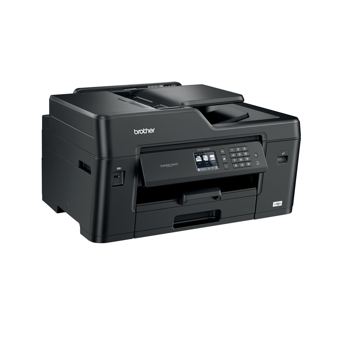 Brother Colour Inkjet Multifunction A3 Printer Ref MFCJ6530DWZU1