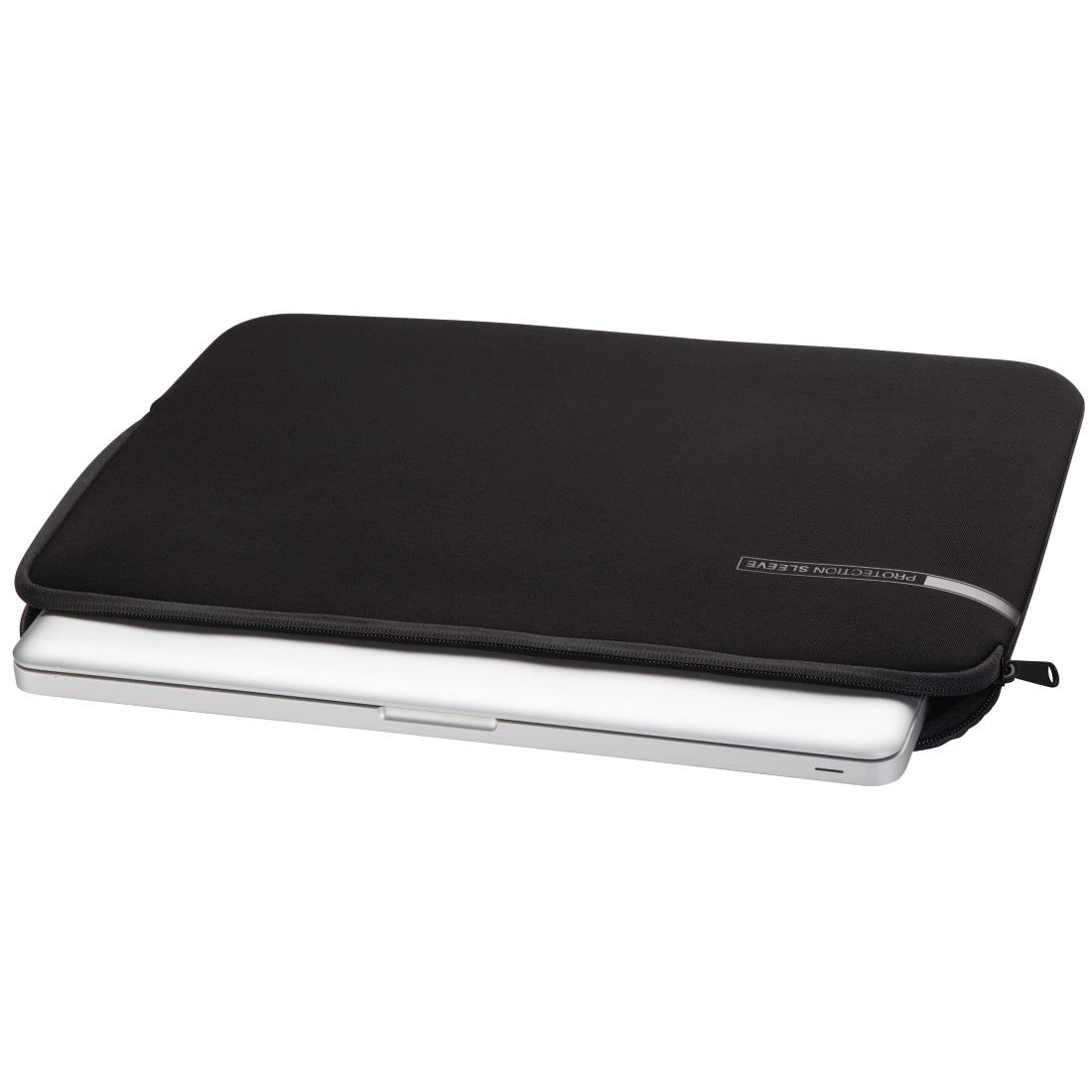 Hama 15.6inch Notebook Sleeve Neoprene Black Ref 00101546