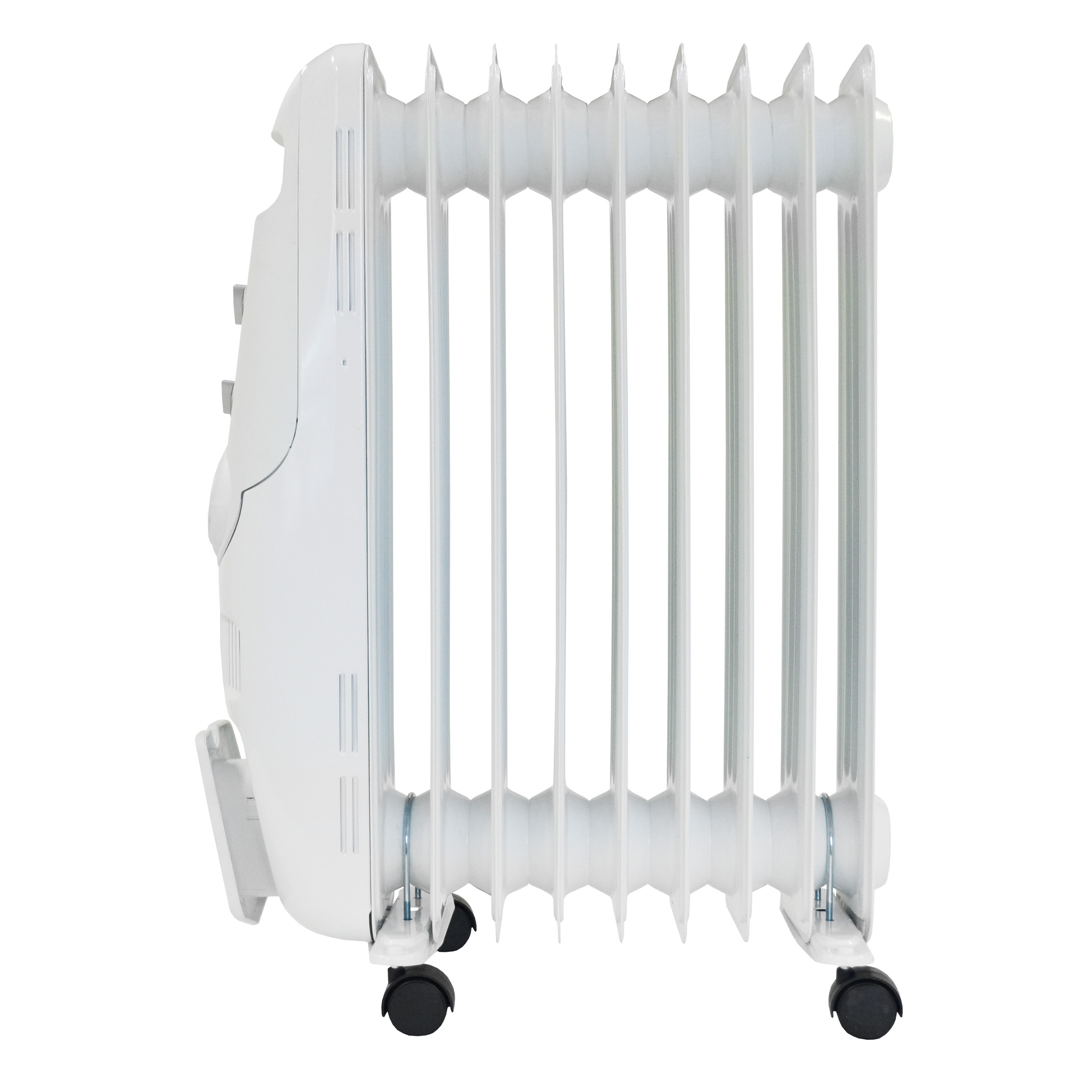 Oil Filled Radiators Igenix 2kW Oil Filled Radiator White Ref IG2600