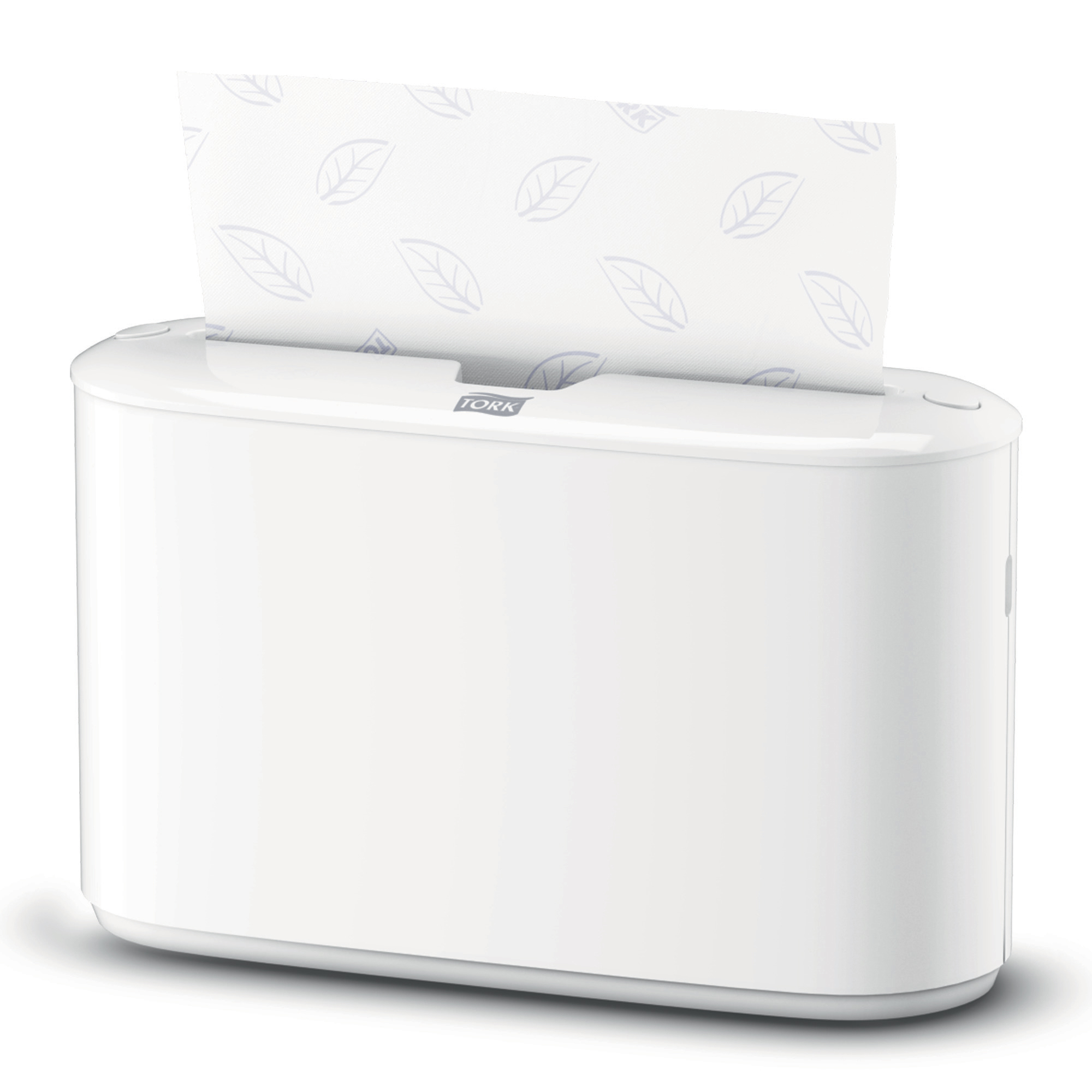 Tork Xpress Countertop Multifold Hand Towel Dispenser W323xD116xH218mm Plastic White Ref 552200