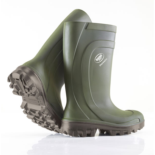 Footwear Bekina Thermolite Wellington Boots Size 11 Green Ref BNZ030-917311 *Up to 3 Day Leadtime*