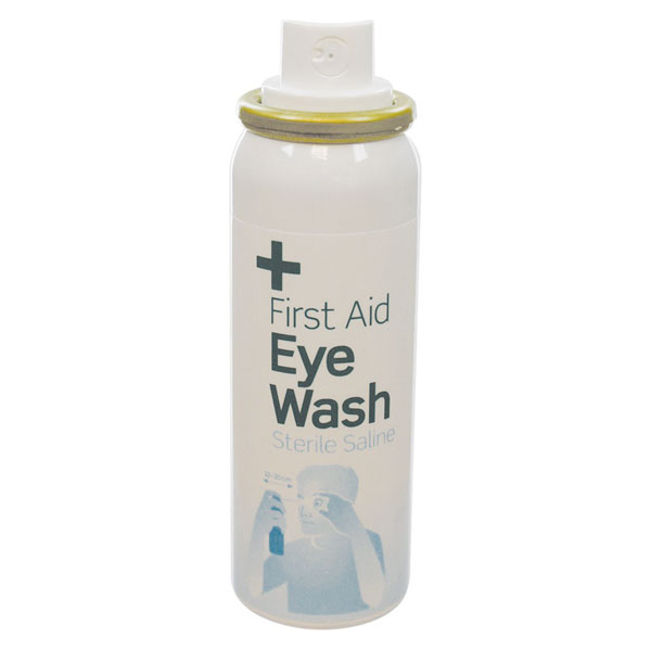 Click Medical Aerosol Eyewash 100ml Ref CM0731 *Up to 3 Day Leadtime*