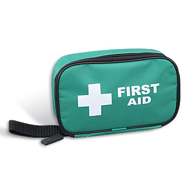 Click Medical First Aid Bag 150x110x45mm Ref CM1176 Up to 3 Day Leadtime