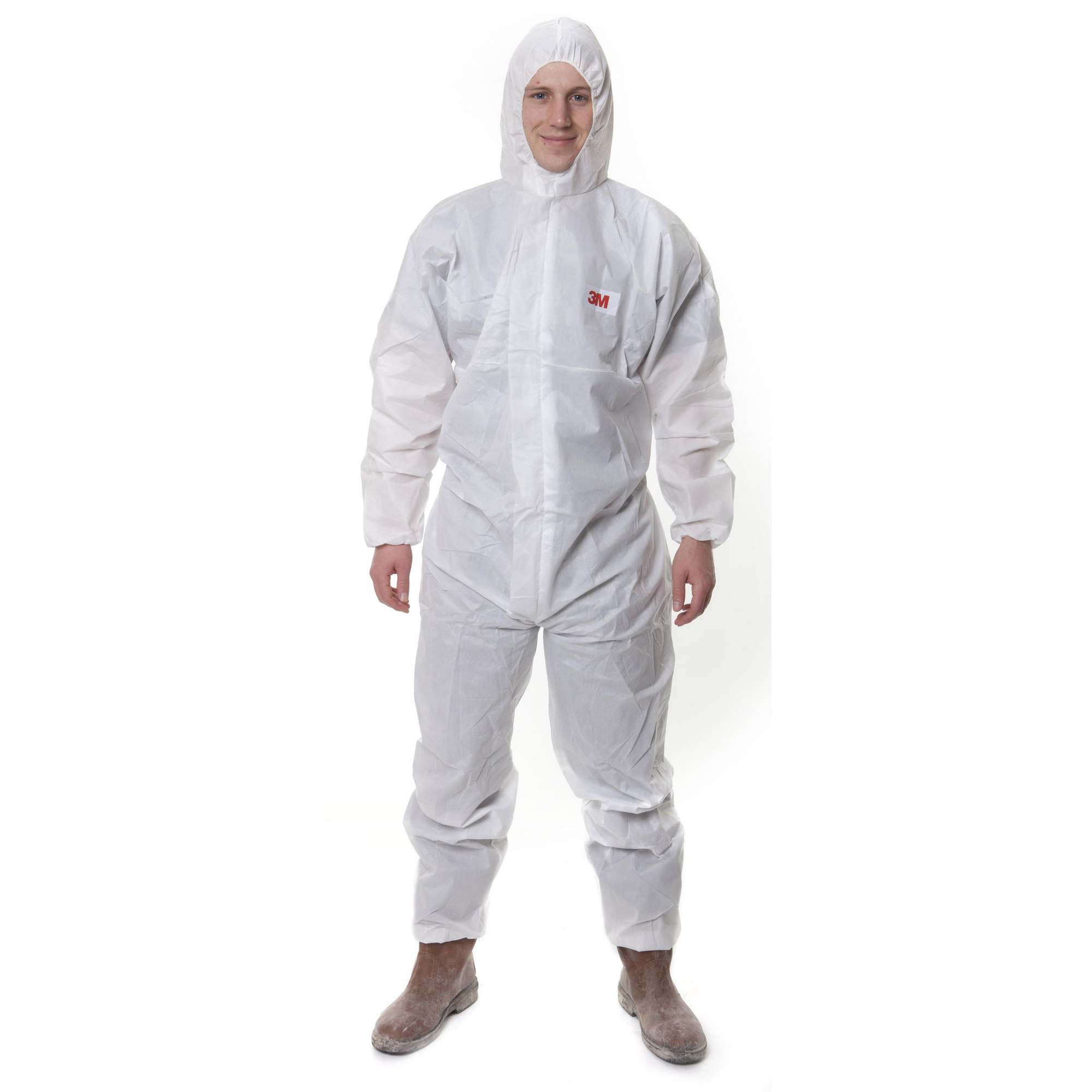 Image for 3M 4515 5/6 Coveralls White Small Ref 4515WS [Pack 20] Up to 3 Day Leadtime