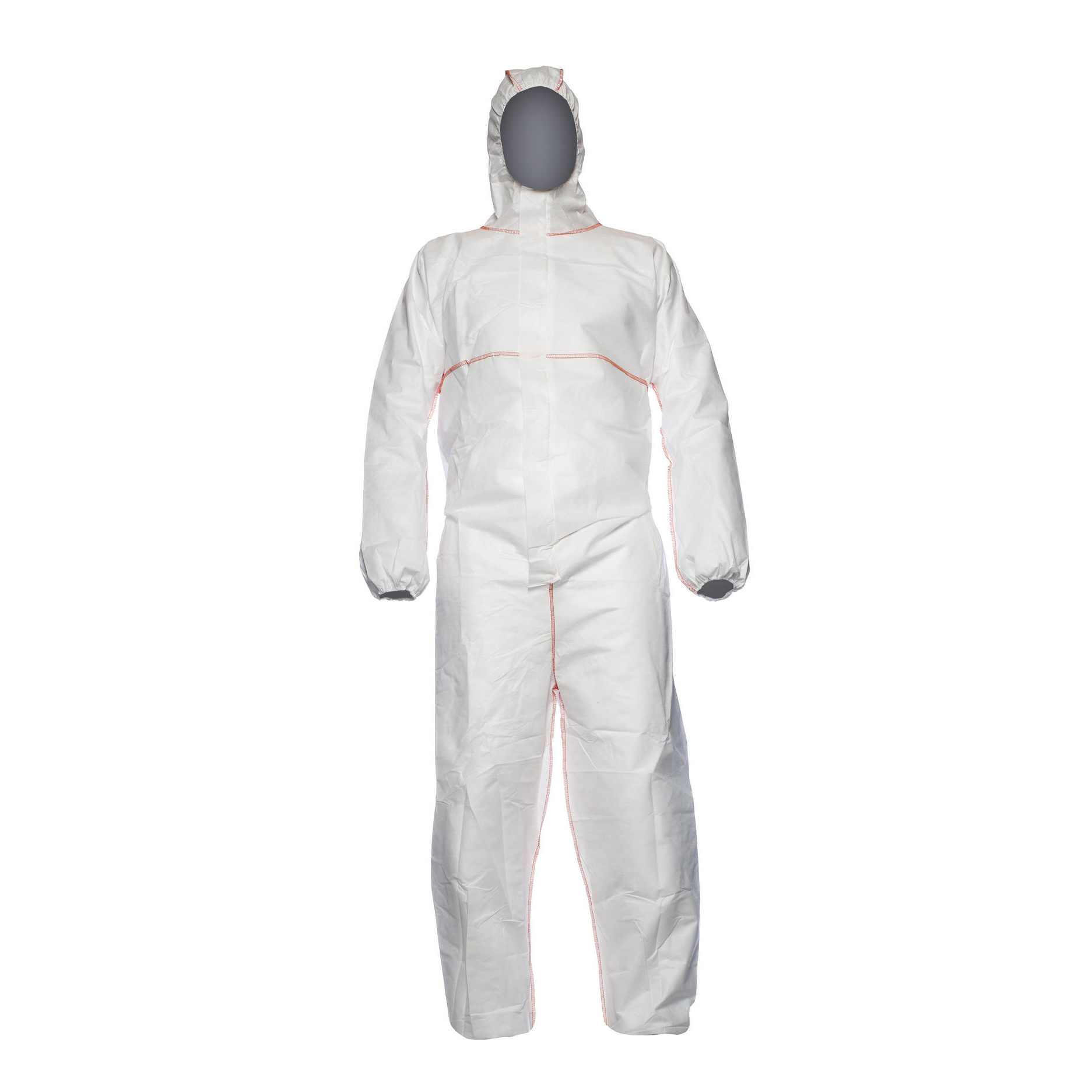 Proshield Fire Resistant Coveralls White M Ref PROFRM Up to 3 Day Leadtime