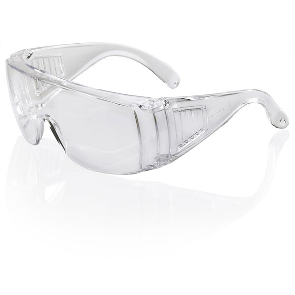 B-Brand Boston Spectacles Clear Ref BBBS [Pack 10]Up to 3 Day Leadtime