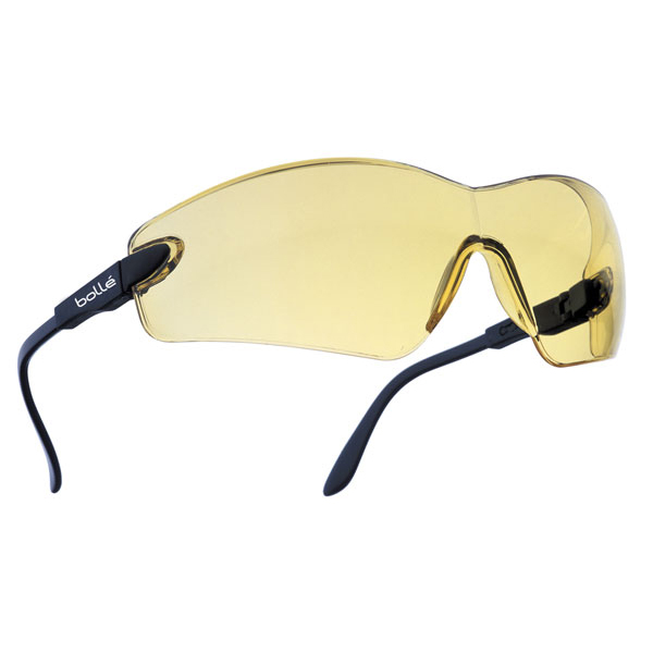 Bolle Viper Spectacles Yellow Ref BOVIPPSJ [Pack 10] Up to 3 Day Leadtime