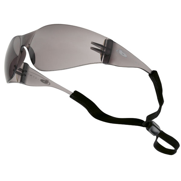 Bolle B-Line Bl10Cf Pc Frame Smoke Safety Glasses Ref BOBL10CF [Pack 10] Up to 3 Day Leadtime