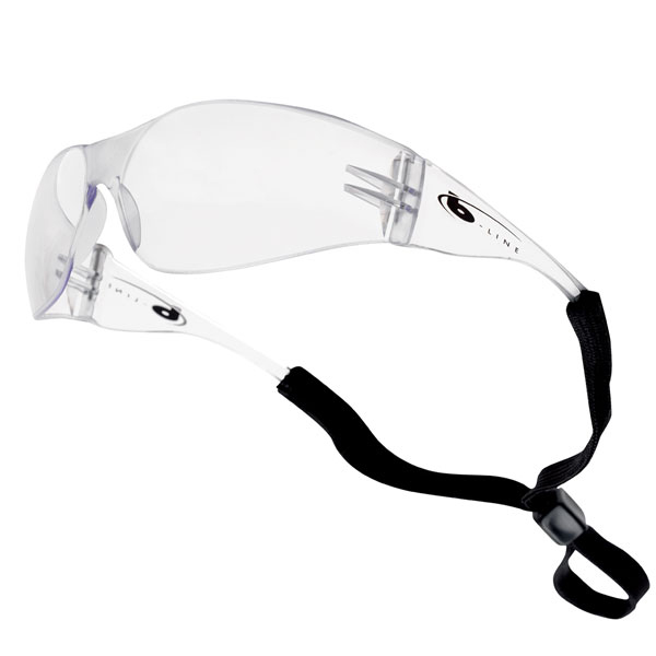 Safety glasses Bolle B-Line Bl10Ci Pc Frame Clear Safety Glasses Ref BOBL10CI [Pack 10]*Up to 3 Day Leadtime*