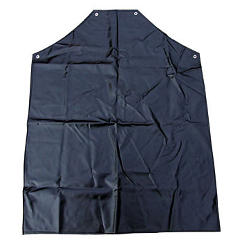 Click Workwear PVC Apron H-W Black 42inchX36inch Ref PAHWBL42-10 [Pack 10] Up to 3 Day Leadtime