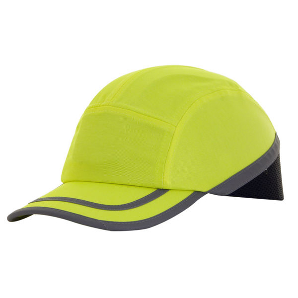 B-Brand Safety Baseball Cap Saturn Yellow Ref BBSBCY Up to 3 Day Leadtime