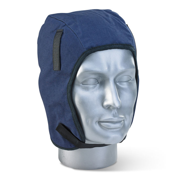 Limitless Click Workwear Winter Helmet Liner Navy Blue Ref RB405*Up to 3 Day Leadtime*