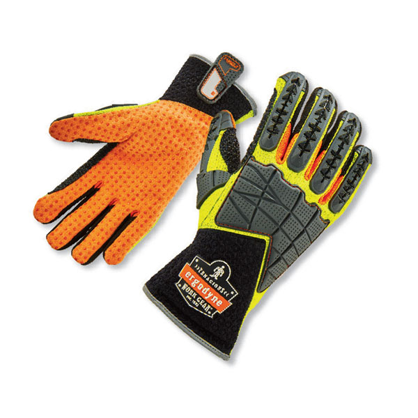 Ergodyne Impact Reducing Glove Large Ref EY925L Up to 3 Day Leadtime