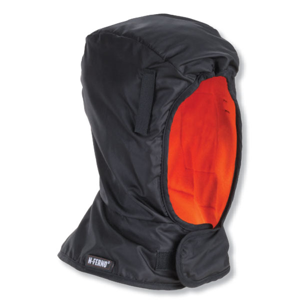 Fleeces Ergodyne 2-Layer Fleece Winter Helmet Liner Black Ref EY6842BL *Up to 3 Day Leadtime*