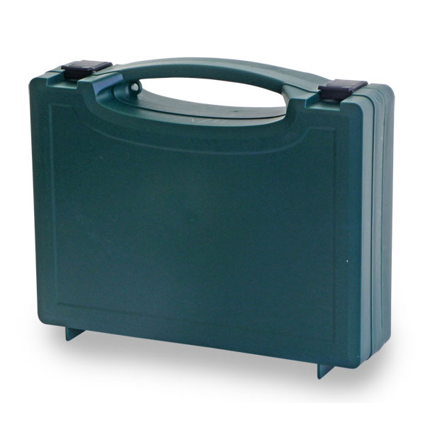 Click Medical First Aid Box Priestfield Small Green Ref CM1012 *Up to 3 Day Leadtime*
