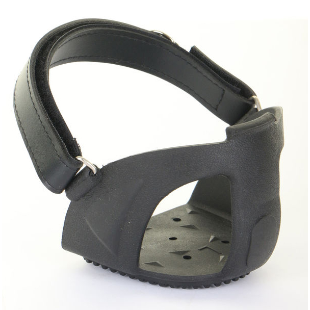 B-Brand Letz-U-Grip Heel Grip TPE XL Black Ref BBICHGXL Up to 3 Day Leadtime