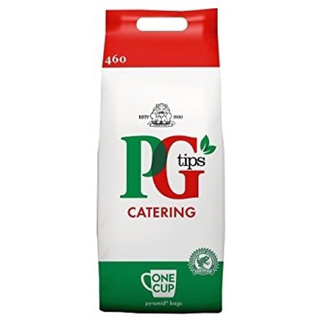 PG Tips Tea Bags Pyramid Ref 17949001 [Pack 460]