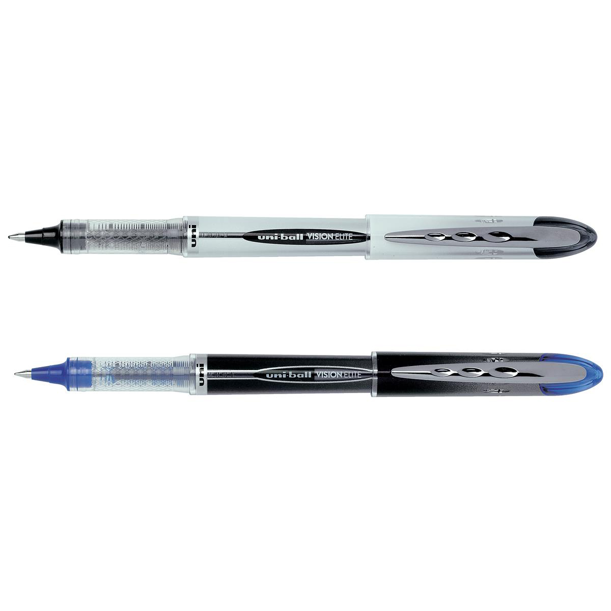 Uni-ball UB200 Vision Elite Rollerball Pen 0.8mm Tip Blue Ref 707547000 [Pack 12]