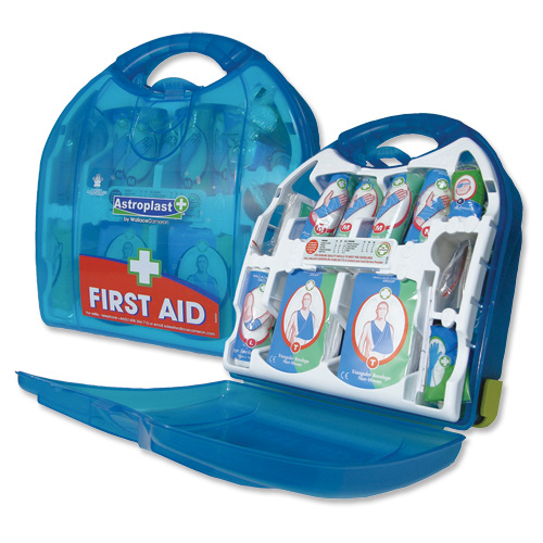 Wallace Cameron Mezzo HS3 First-Aid Kit Dispenser 50 Person Ref 1002217