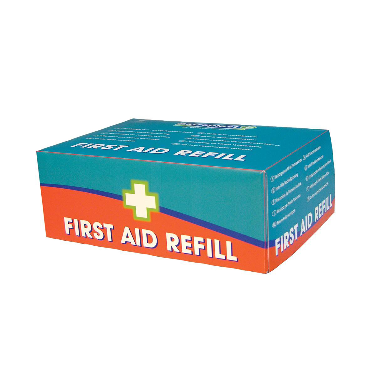 Equipment Wallace Cameron Refill for 10 Person First-Aid Kit HS1 Ref 1036092