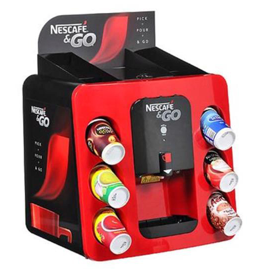 Nescafe & Go Drinks Machine for Hot Beverages W420xD393xH507mm Ref C02405
