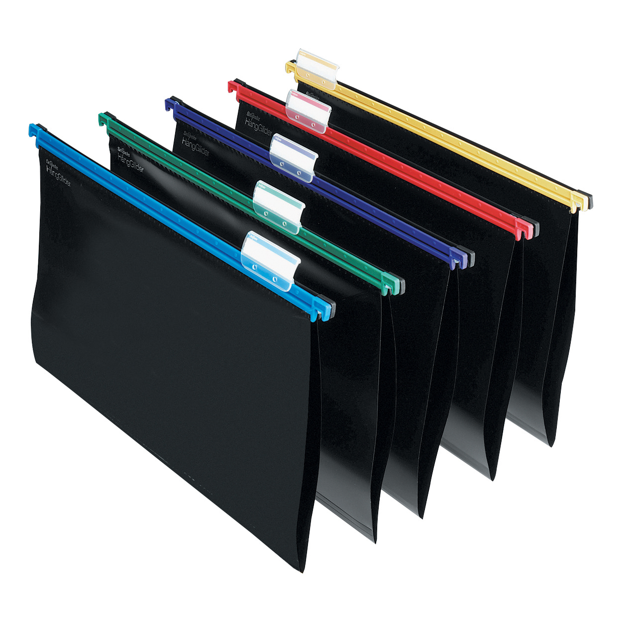 Snopake HangGlider Suspension File Assorted (Pack of 25) 10279