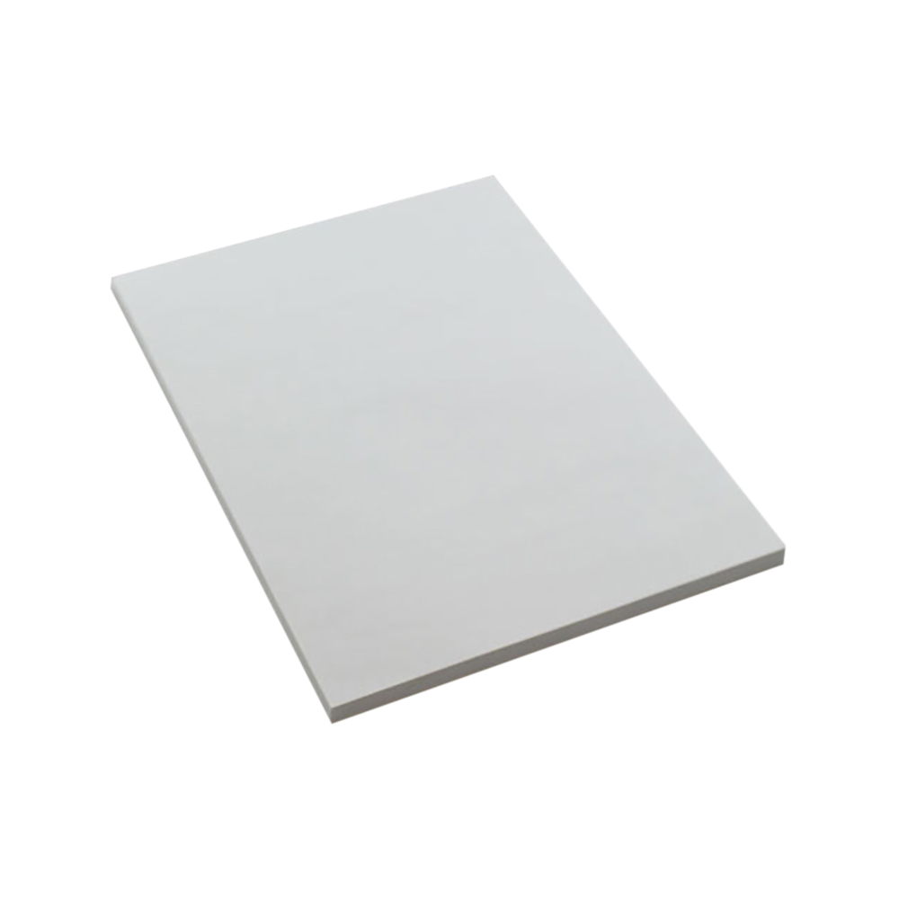 Memo Pads PEFC Accredited Plain 80 Leaf B A6 152x102mm White Ref ES6P [Pack 10]