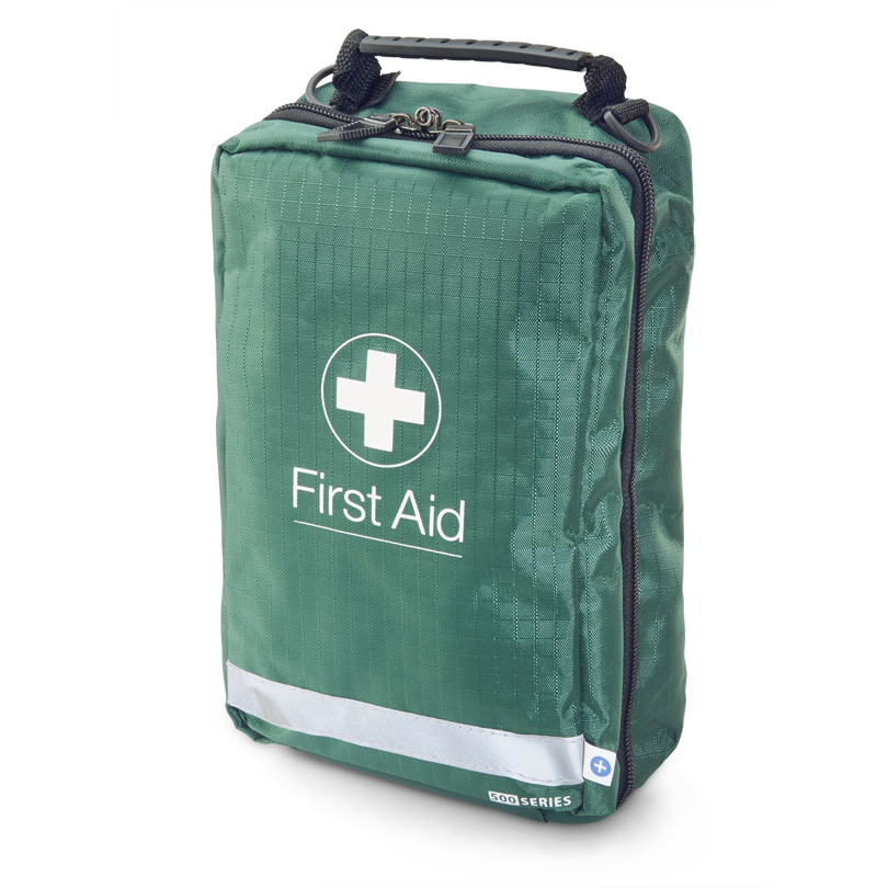 Click Medical Eclipse 300 Series Bag Green Ref CM1177 *Up to 3 Day Leadtime*