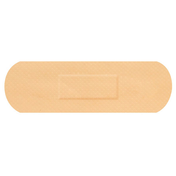 Image for )C/Med W/Prf Plasters 100 Senior Strip