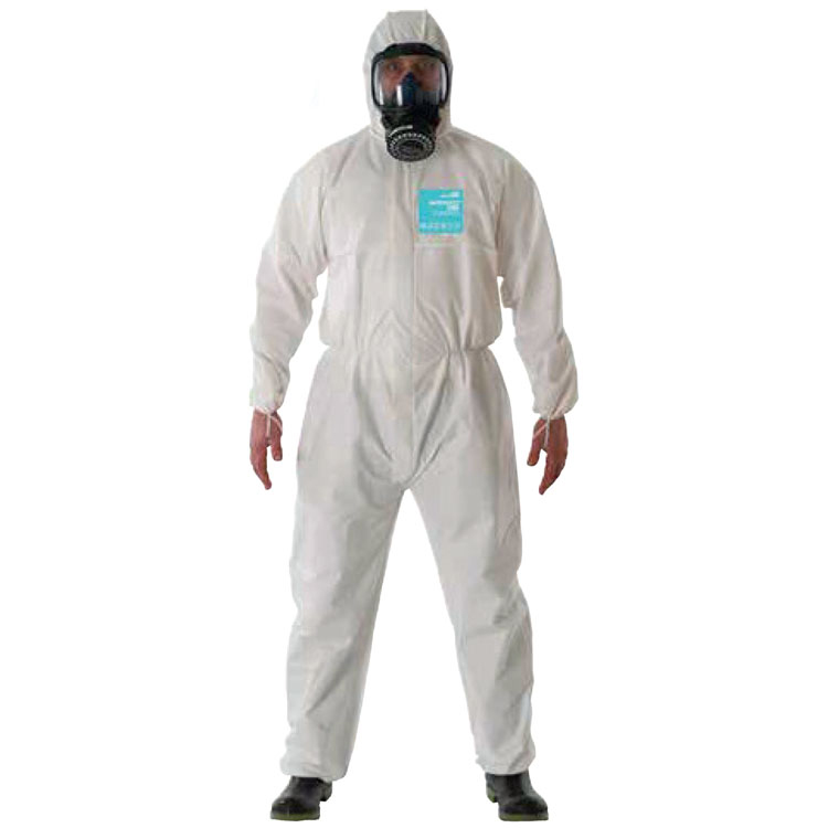 Microgard 2000 Overall White L Ref ANWH20111L *Up to 3 Day Leadtime*