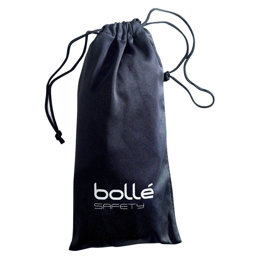 Bolle Microfibre Spectacle Bag Ref BOETUIFS [Pack 10] Up to 3 Day Leadtime