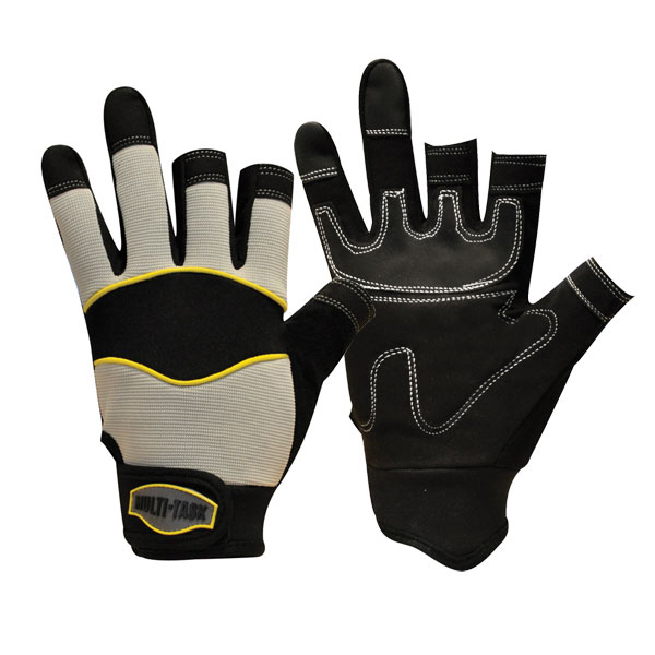 Polyco Multi-Task 3 Mechanics Glove 10 Ref PLMT310 *Up to 3 Day Leadtime*
