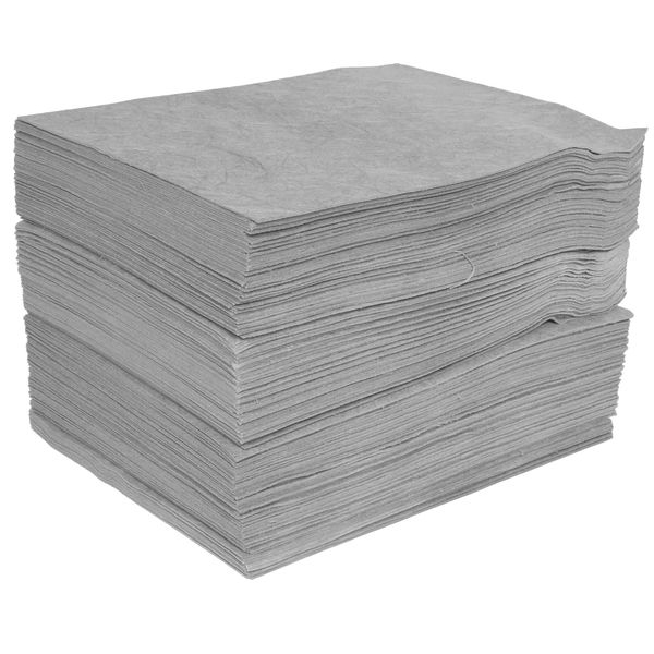 Fentex General Purpose Sorbent Pads Ref GB100MF Pack 100 *Up to 3 Day Leadtime*